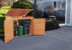 Wood Trash Storage Enclosure Selection Guide