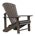 Chocolate Adirondack Chair