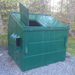 Bear Proof Dumpster