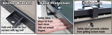 Safety latch