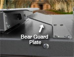 bear guard brackets