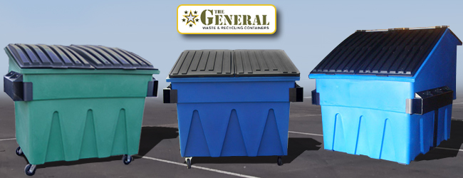 the general plastic dumpsters for trash dumpster recycling needs