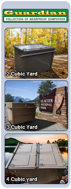 Guardian cubic Yard