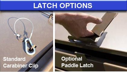 latch options