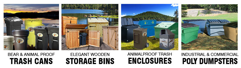Beau Animal Proof Cans And Storage Bins
