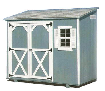 Amazing Trash Can Storage Shed
