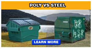 Poly vs Steel