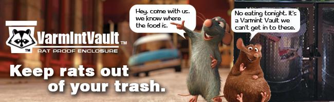 Varmint Vault Rat Proof Enclosure Keeps Rats Raccoons And