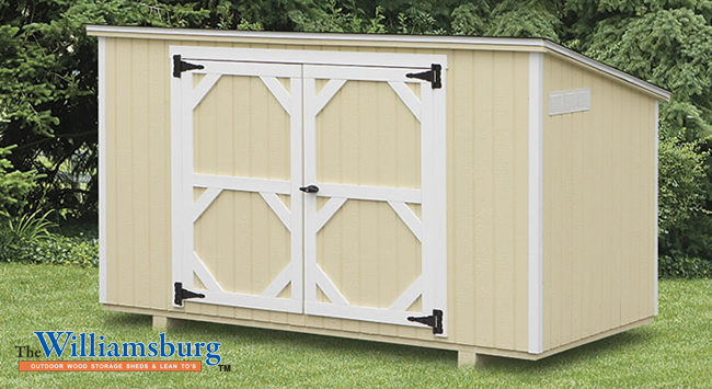 Utility Sheds And Garbage Can Enclosures