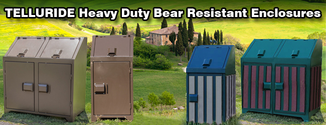 Bear-resistance-Containers