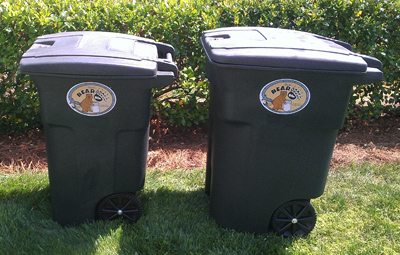 2c75520eeb8a77 Raccoon and Squirrel Proof Trash and Garbage Cans